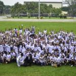 Agentes jovens: espalhando os valores dos Jogos Olímpicos e Paralímpicos entre os alunos
