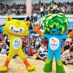 Juntos, conseguimos levar o espírito Olímpico às escolas do Brasil!